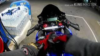 Yamaha R15 #ออกซิ่งตอนกลางคืนหน่อย