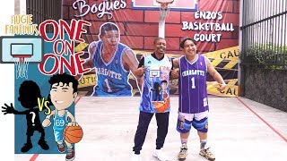 """One on One Special with NBA Legend Muggsy Bogues """"Am I shorter than you?"""""""