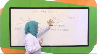 7. Sınıf Türkçe Fiiller Kılış Oluş Durum