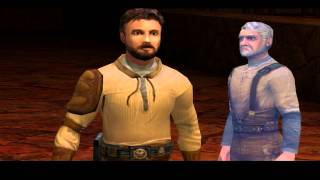 Star Wars Jedi Knight II: Jedi Outcast - Chapter 3 - The Valley Of The Jedi (Cutscenes)