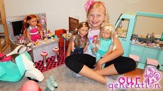 Alyssa's Dolls Come to Life