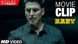Don't Angry Akshay Kumar | Baby Movie Clips (04) | Filmy Friday | T-Series