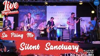 Sa Piling Mo | Live at Ayala Fairview Terraces Album Launch | Silent Sanctuary