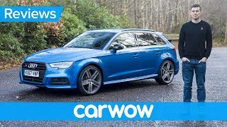 Audi S3 2018 review - here's why it's the ultimate sleeper car