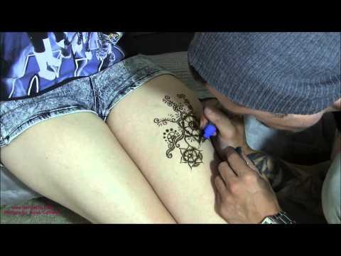 Xxx Mp4 Henna Tattoo Mehndi Design On Leg Henna City 3gp Sex