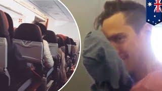 แอร์เอเชียเครื่องมีปัญหา นักบินบอกให้ผู้โดยสารภาวนา