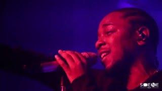 Kendrick Lamar King Kunta Groove Sessions NYC