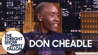 Don Cheadle Won the Avengers Cast