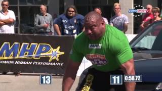 Strongman Champions League 2014: Венгрия (Дьёр) | стронгмен 2014 видео