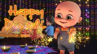 Happy Diwali from Jugnu Kids - Diwali Song - Bobo Celebrating Diwali-Nursery Rhymes from Jugnu Kids