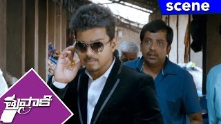 Vijay With His Military Batch Breaks Terrorist's Plan - Thuppakki Movie Scenes