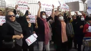فيلم جديد تظاهرات ، 28 بهمن اهواز