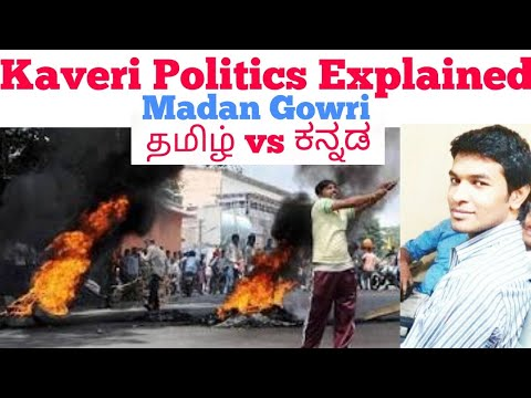 Xxx Mp4 Kaveri Politics Explained Tamil Madan Gowri MG 3gp Sex