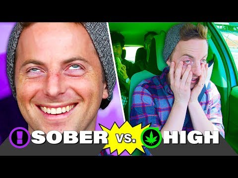 The Try Guys Test High Driving
