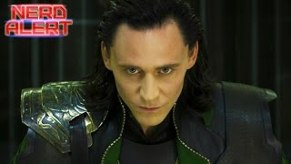 The Cut Loki Scene from Avengers: Age of Ultron Revealed