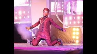 10 Years Old Nigerians Got Talent Winner , Ozzybosco Thrills Audience With His Amazing Performance