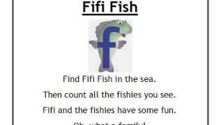 Alphafriends: Fifi Fish