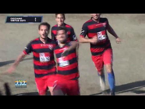 CICCIANO - VIRTUS GOTI 2-1: FINALE PLAY OFF