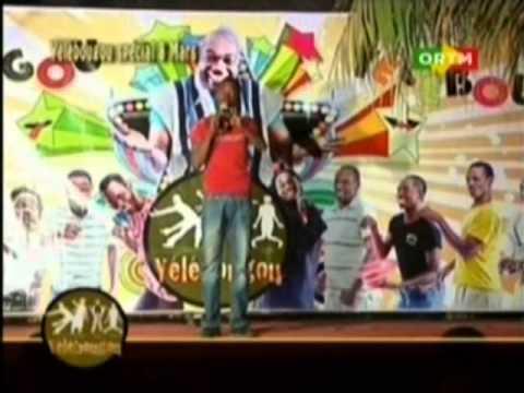 ORTM Yélébougou du 18 mars 2012 comédie