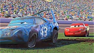 Cars King Crash