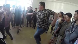 CYPHER ELECTRO DANCE | FRANCK VS SHOKO