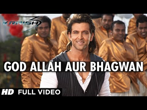 Xxx Mp4 God Allah Aur Bhagwan Krrish 3 Full Video Song Hrithik Roshan Priyanka Chopra Kangana Ranaut 3gp Sex