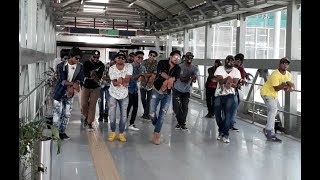 First Film Shooting in Kochi Metro