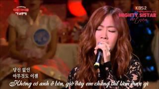[Vietsub][MSVN] I know only love - Soyu & Dasom (130211 Idol Gayo)