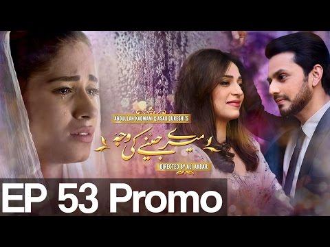 Meray Jeenay Ki Wajah - Episode 53 Promo   APlus