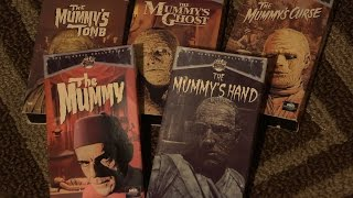 The Universal Mummy series review - Monster Madness 2013