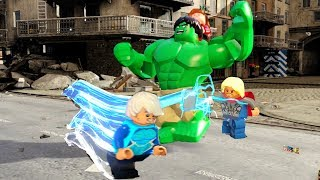 LEGO Marvel's Avengers All Team Up Super Moves PC 4k Ultra HD 2160p