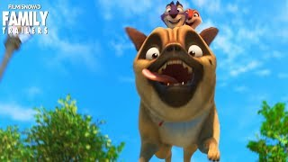 THE NUT JOB 2 | Meet The Cast in all New Clip for animated comedy