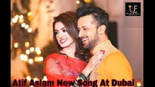 Mind Blowing Song Mera Piya Ghar Aaya By Atif Aslam At Dubai Live Concert