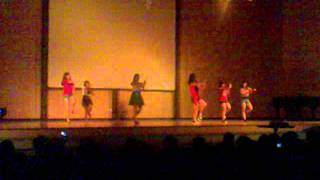 Roly Poly cover dance - TLU's Students !