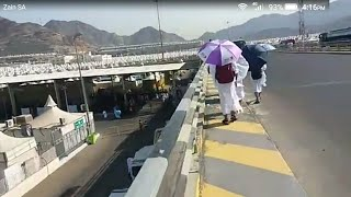 live Mina Saudi Arabia Will upload whole hajj inshAllah