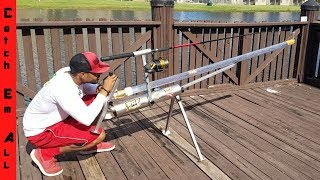 FISHING CANNON Giveaway!