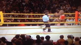 Rocky II-Rocky Balboa Vs Apollo Creed Part 1 (Audio English)