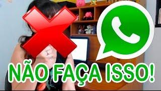 O que não fazer no Whatsapp | 9 dicas de como não ser chato