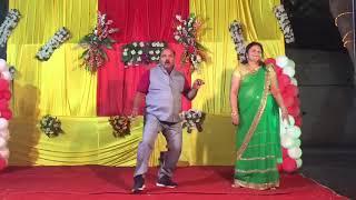 Me se meena se na saqi se || Govinda Rocking Dance