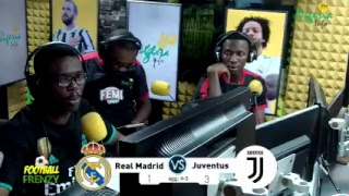 Real Madrid v Juventus Live Commentary