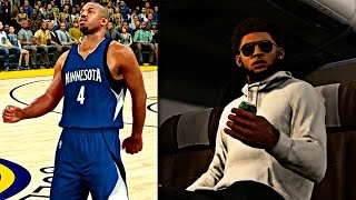 JUSTICE DOES THE MCGREGOR WALK! | CAM ENDS THE WARRIORS WIN STREAK! - NBA 2K17 MyCAREER