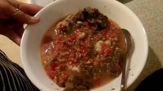 Resep ikan cobek endes(enak pedas)