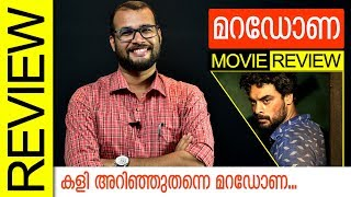 Maradona Malayalam Movie Review by Sudhish Payyanur | Monsoon Media