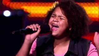 Rachel Crow - If I Were a Boy (Bootcamp 2 - The X Factor USA 2011)