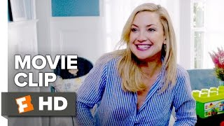 Mother's Day Movie CLIP - Surprise (2016) - Kate Hudson, Sarah Chalke Movie HD