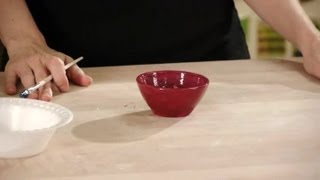 How to Get a Glazed Pottery Look With Acrylic Paint : Making Pottery