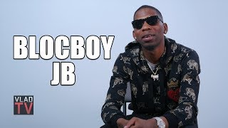 BlocBoy JB on Living What He Raps About, Staying Out of Yo Gotti / Dolph Beef (Part 5)