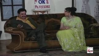 Best of Irfan Khosat Mastana Karishma Mughal - PAKISTANI STAGE DRAMA FULL COMEDY CLIP