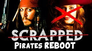 SCRAPPED Pirates of the Caribbean Reboot NOT True