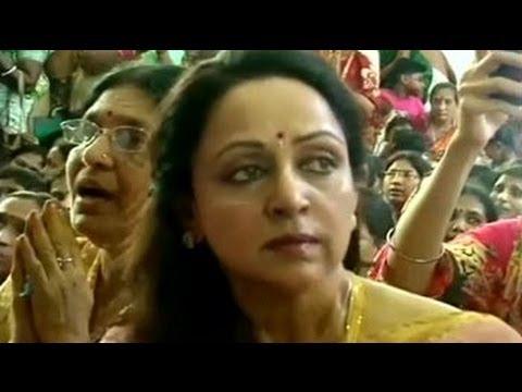 Xxx Mp4 Hema Malini At ISKCON Temple 3gp Sex